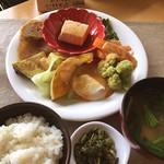 cafe Gokko - 野菜ランチ