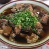 めん処 たけや - 料理写真:肉肉うどん