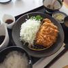 スカイレストラン グリーンズカフェ - 料理写真:さぼてんとんかつ1,250円