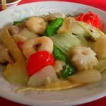 星龍軒 - 八宝菜
