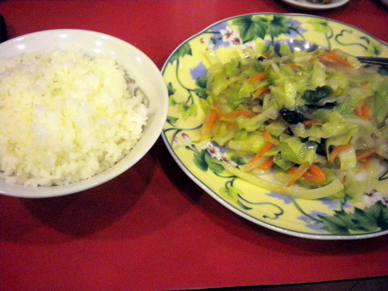 中華料理上海菜館