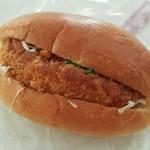 フロマージュの杜 - ほくほくコロッケパン 162円