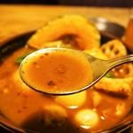ラマイ - チキン(スープ)