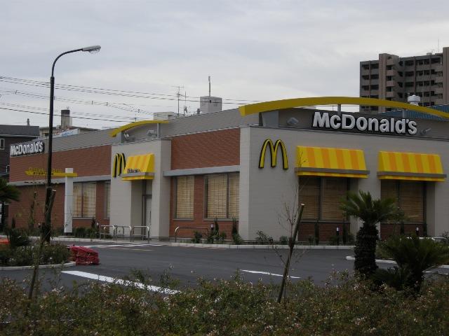 マクドナルド 朝霞三原店