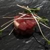 Maison de h-l'E´ridan - 料理写真:鮪と山芋とトリュフ