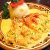 エル リンコン デ サム - 料理写真:隠し味にテキーラが入った当店一番人気メニュー「カマロン・テキーラ」海老のソテー。