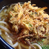 川福 - 料理写真:かき揚天うどん(720円)を頂きました。