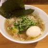 吉四 - 料理写真:特製しおそば950円