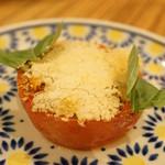 ロットチェント - トマトのオーブン焼き(300円)