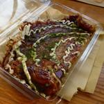 たこ焼き工房じゅん - 料理写真:三国焼きハーフ、270円