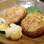 キッチン ウィル - 椎茸肉詰め