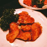 焼肉 清香苑 - 上ミノ