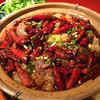 虎萬元 - 料理写真:水煮牛肉麺(スイジュウニュウロウメン)