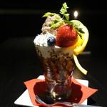 ファイブ キタシンチ - ☆ゴディバのチョコレートパフェ\(^o^)/☆