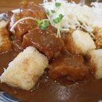 中央酒場 - 料理写真:海軍カレー豆腐