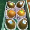 新宿高野 - 料理写真:西洋梨のメロウリッチとオーロラ!