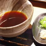 山元麺蔵 - ツユ