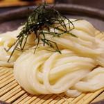 山元麺蔵 - 料理写真:ざるうどん