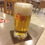 炊肉の店 牛ちゃん - オリオンビール