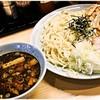 魂の中華そば - 料理写真:特製つけそば 1050円 ちょっぴり辛めでスパイシーなつけ汁が印象的です。
