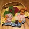 欅 くろさわ - 料理写真:刺身三点盛り