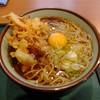文殊 - 料理写真:天ぷらそば