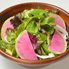 ミア・アンジェラ - 料理写真:10種野菜のサラダ-大塚ふぁーむキャロットドレッシング