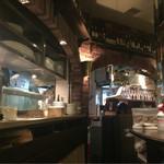 マンハッタングリル - 厨房