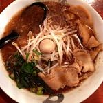 永斗麺 - サンマラーメン