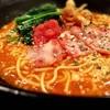 じゃジャ旨 - 料理写真:【夜の新メニュー】鶏白湯と帆立のトマトラーメン