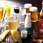 小尾羊 - ドリンク写真:各種、様々なお飲み物を取り扱っております