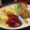 カフェレストラン マヤ - 料理写真:オムライスプレート