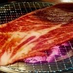 マキ場の丘 - 料理写真:鹿児島県産・薩摩黒牛ステーキが食べ放題