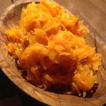 カ'ジーノ - 人参とザワークラウトのサラダ