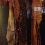 カ'ジーノ - 熟成中のお肉たち