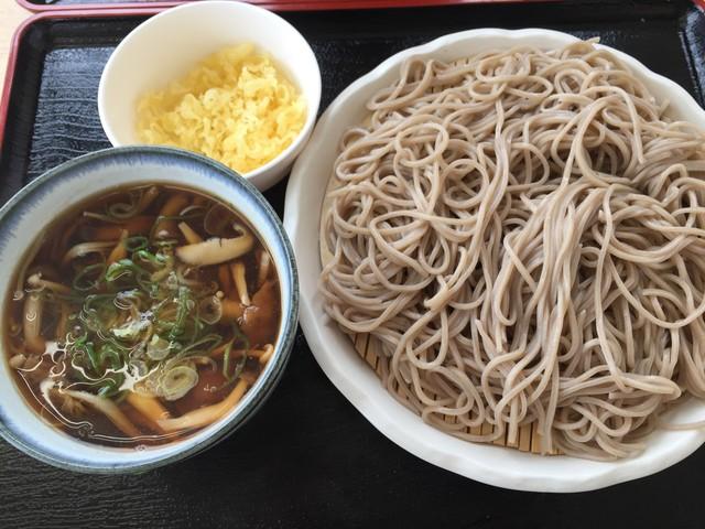 田村製麺所 - 箱根ヶ崎/そば [食...