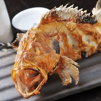本日の鮮魚一本焼き 1580円~5980円