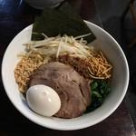 ほうきぼし+ - 特製汁なし担担麺激辛