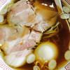 13湯麺 - 料理写真:とんみん+チャーシュー+味玉