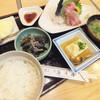 岩手屋 - 料理写真:日替わりのさんまの刺身810円