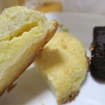 ブランジュリーササノ  - クリームパン