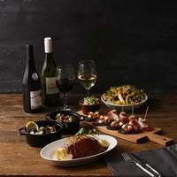 米澤豚とビオワイン