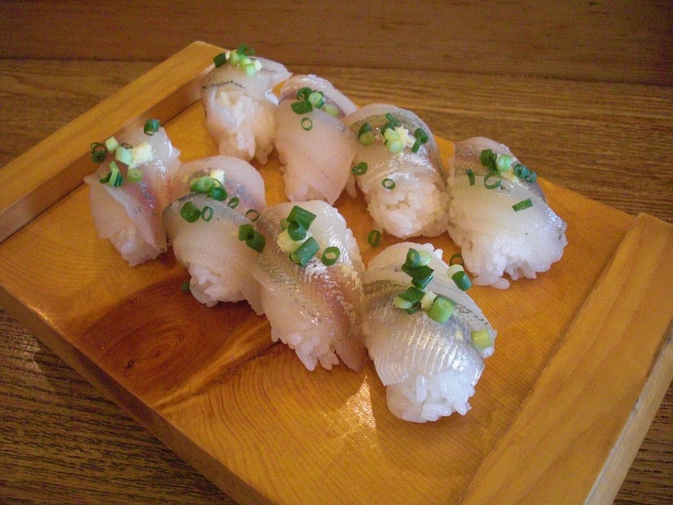 味佐吾寿司