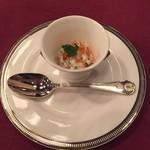 メインダイニングルーム 三笠 - 料理写真:前菜もどこか懐かしい