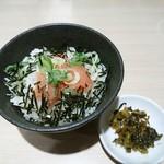 長浜ナンバーワン  - 高菜の漬物