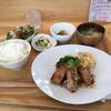 ラクダカフェ - 料理写真:野菜の豚肉巻き
