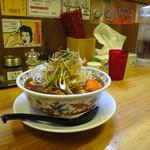 あかずきん - 辛っとろ麻婆麺 レベル2