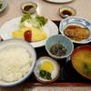 食堂 いちばん - 料理写真:豪華な日替わり定食