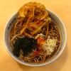 名代 箱根そば - 料理写真:スカスカな天ぷらそば