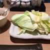 炭火やきとり 森田 - 料理写真:塩ダレキャベツ 450円